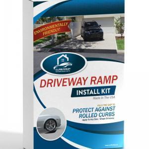 Curb Ramp™ - Driveway Ramp Kit