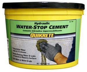 Quikrete-Hydraulic-Water-Stop-Cement