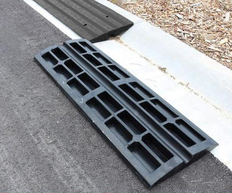 curb ramps for driveways
